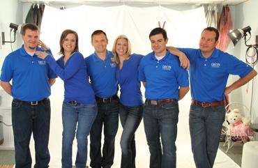 Dixon Painting Team Photo
