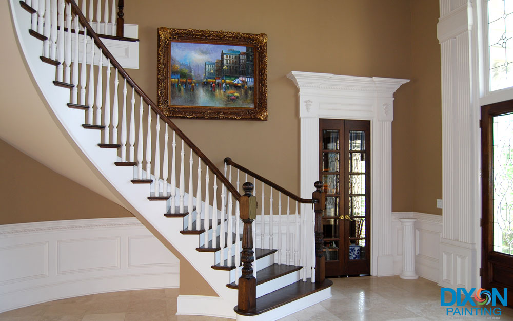 Our Atlanta Interior Painting Services Include: