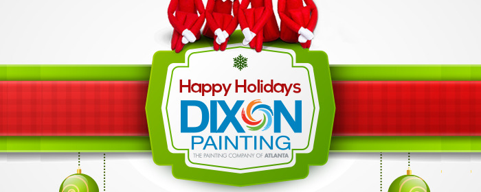 Holiday Savings from Dixon Painting
