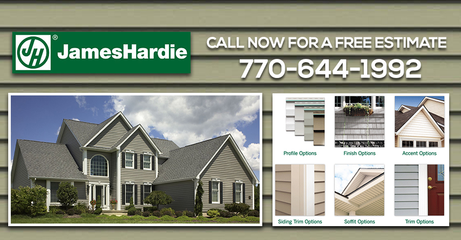 Atlanta Georgia Siding Contractor
